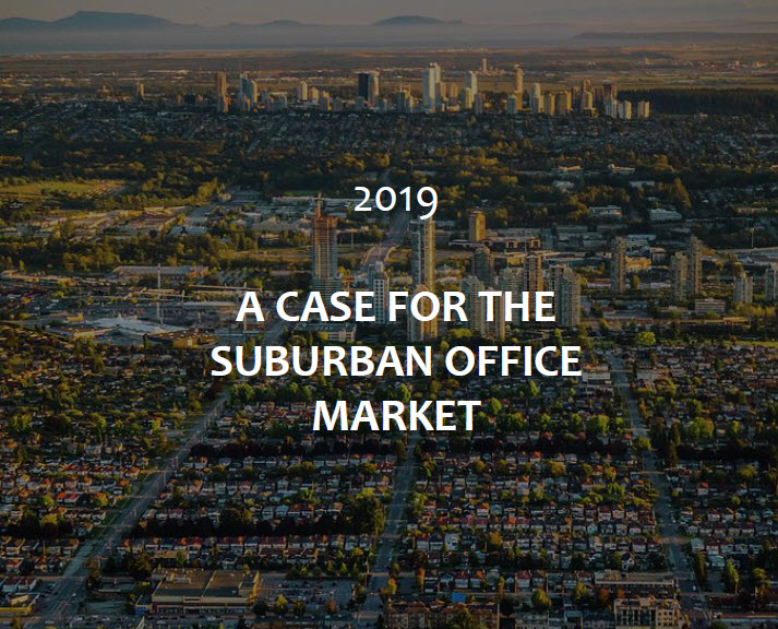 Case for Suburban Office Market
